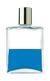 #012 Clear/Blue